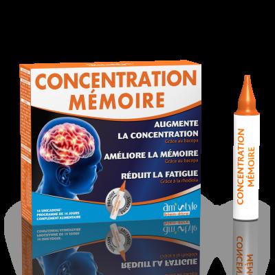 Concentration Mémoire